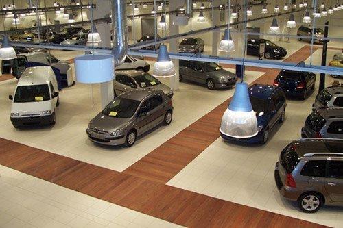 concessionaria auto_Gavo impianti elettrici