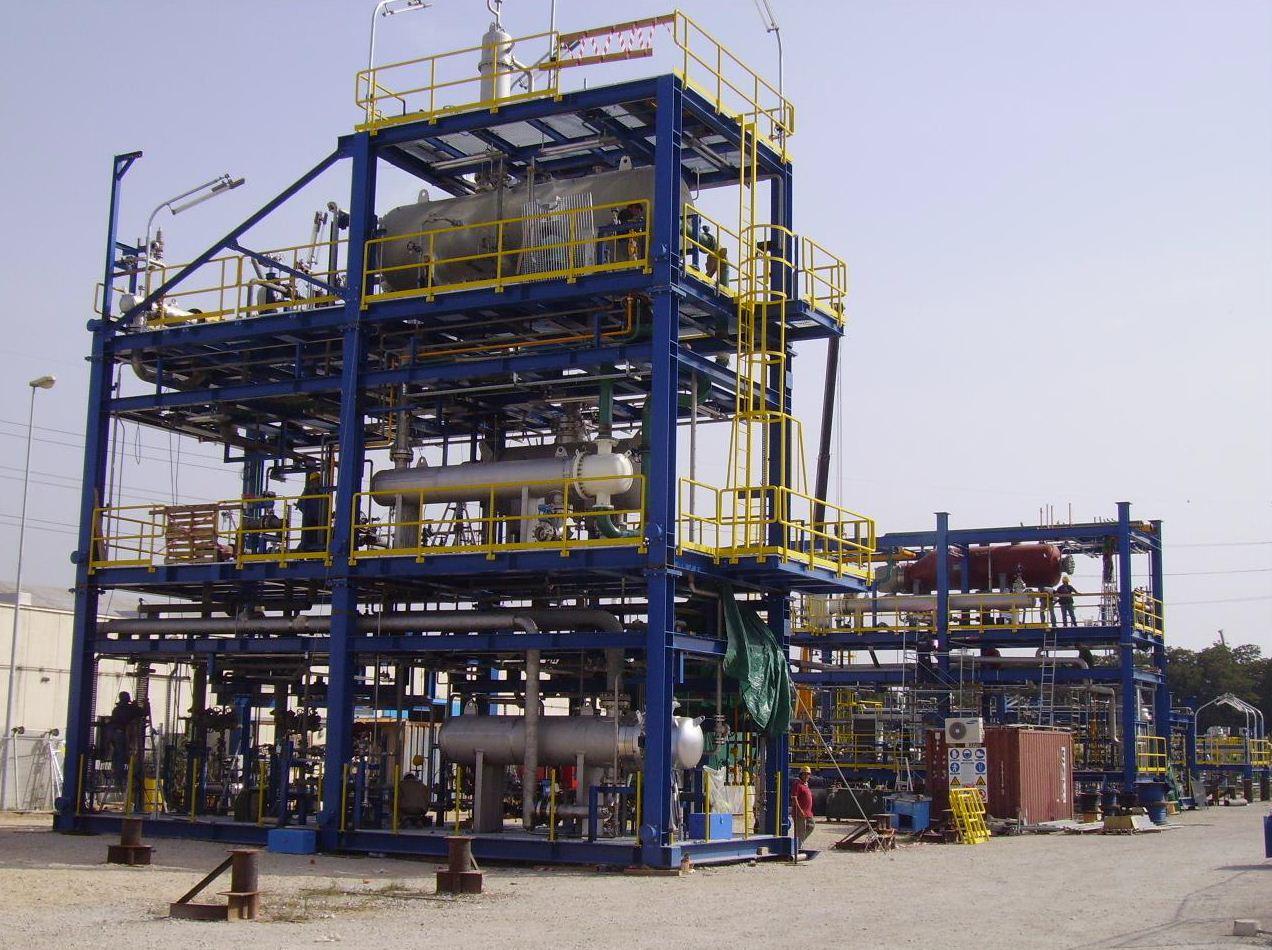 impianto produzione chimica-gavo impianti elettrici