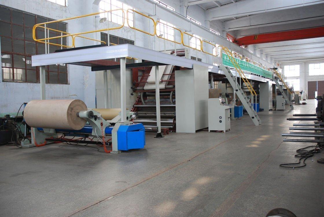 linea produzione cartone-gavo impianti elettrici