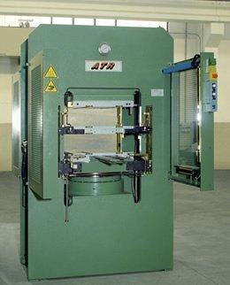 pressa stampaggio gomma_gavo impianti elettrici